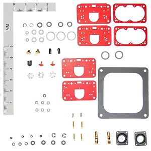 Holley Qft Aed 4500 Carburetor Rebuild Kit Dominator 1050 1450 2 3 Circuits