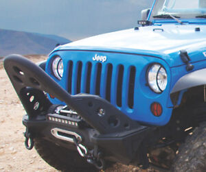 Smittybilt Xrc Mulit Optional Design Bumper Stinger 07 17 Jeep Wrangler
