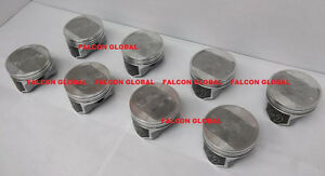 Sealed Power Dodge Ram 360 5 9 Magnum Hypereutectic Pistons Set 8 1994 2003 20