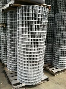 3x3 11g 18 x300 Gray Pvc Coated Welded Wire Mesh Rolls