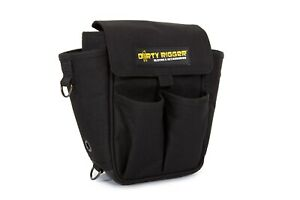Dirty Rigger Technicians Tool Pouch V2 0 Rubber Bottom Stage Theater Rigging Av