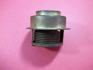 Vintage Thermostat Bridgeport Made In Usa Knoxville Tenn Model U51 177