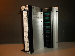 Used Reliance Automate Programmable Controller Plc Module 45c1a 802802 7rb uu4