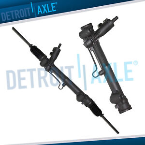 1994 2004 Ford Mustang V8 Complete Power Steering Rack And Pinion Assembly
