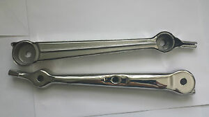 Ford Model A Dlx Height Windshield Stanchion Set 30 31
