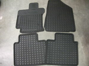 2008 2011 Scion Xd All Weather Floor Mat Set Oem New Pu320 52113 00