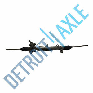 Complete Power Steering Rack And Pinion Assembly For 2003 2008 Matrix Vibe Fwd