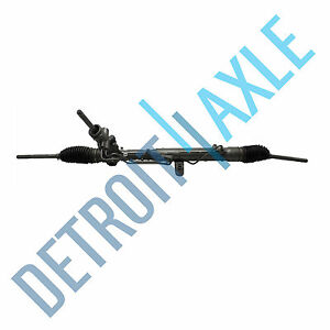 Power Steering Rack And Pinion For 2006 2007 2008 Mazda 6 2 3l Without Turbo