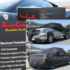 2014 Gmc Sierra 1500 Double Cab 6 5 Std Bed Breathable Truck Cover