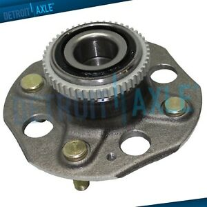 New Rear Wheel Hub And Bearing W abs For 1994 1995 1996 1997 Honda Accord 2 2l