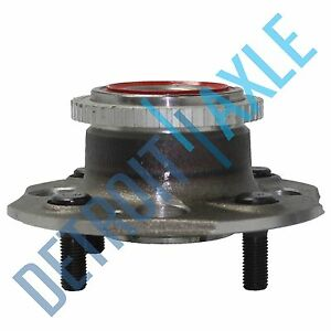 Rear Wheel Hub And Bearing Assembly For 1994 1997 Honda Accord Exc Wagon Cl Abs