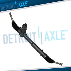 Complete Power Steering Rack And Pinion Assembly 2004 2010 Bmw X3 No Servotronic