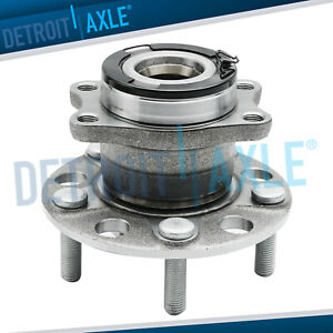 1 New Rear Wheel Hub And Bearing Assembly For Caliber Compass Patriot Awd 4wd
