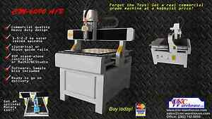 Cnc Warehouse Cnc Router engraver 3d Carver Model Cncw 2436b 2 2kw