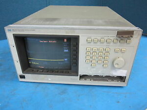 Agilent Hp 5411od Digitizing Oscilliscope