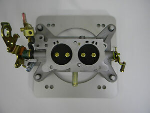 Holley Qft Aed 7448 350 Cfm Complete Base Plate Assembly