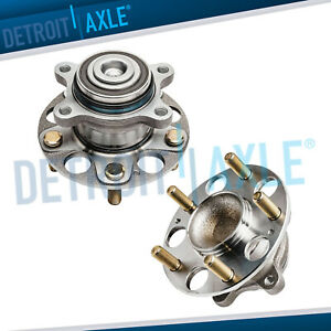 Rear Wheel Bearing Hub Assembly 2006 2010 Honda Civic Acura Csx W Abs 1 8l 2 0l