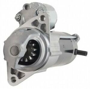 New Starter For Mf Compacts Gc Series 3608543m91