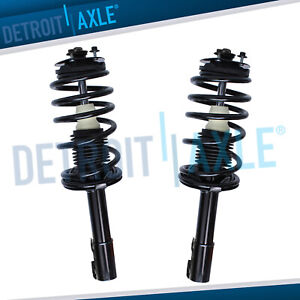 Saturn Sc Sl Sw Complete Struts Coil Spring Assembly Fits Front Left And Right
