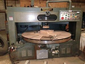 Northwood 60 Automatic Shaper
