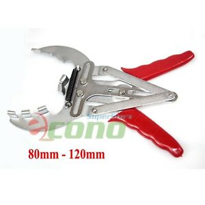 Piston Ring Quick Installer Remover Engine Pliers 80mm 120mm Expander
