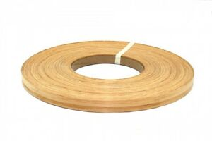 Bamboo Caramel 7 8 x50 Wood Veneer Edgebanding With Hot Melt Adhesive