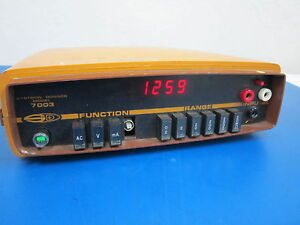 Systron Donner Model 7003