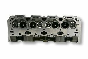 New Eq Gm Chevy 906 Hybrid Vortec Marine Cylinder Head Heat Riser 69 85 Ch350h