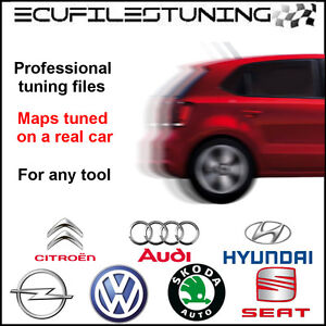 Ecu Remap Custom Professional Tuning File Map Only Mpps Galletto Kess Cmd
