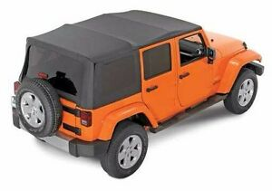 2012 Jeep Wrangler Unlimited Soft Top