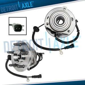 Front Wheel Hub And Bearing Assembly For 2002 2005 2006 2007 Jeep Liberty W Abs
