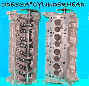 Ford Lincoln 4 6 Sohc V8 Cylinder Heads Casting Rf xl3e Only 97 03 Rebuilt