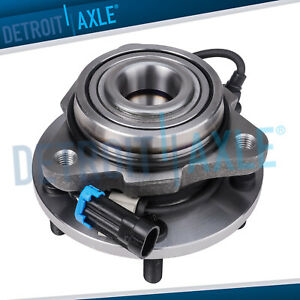 Front Wheel Bearing Hub Assembly 5 Lug W Abs 2wd Chevy Blazer Gmc Jimmy