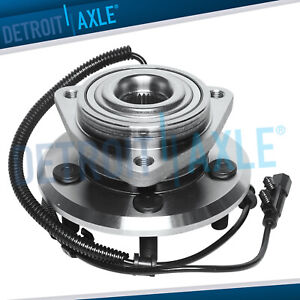 Front Wheel Bearing Hub 2008 2009 2010 2011 2012 Jeep Liberty Dodge Nitro Abs