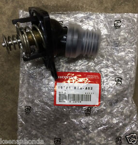 Genuine Oem Honda Accord Element Engine Thermostat With Gasket