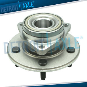 Front Wheel Bearing Hub Assembly For 2000 2001 Dodge Ram 1500 4x4 4wd No Abs