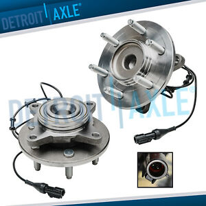 2 Front Wheel Bearings Ford Expedition Lincoln Navigator 2wd Wheel Bearing Hub