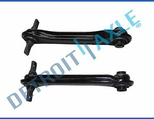 Brand New Set 2 Rear Upper Trailing Arms For 1993 02 Mitsubishi Mirage
