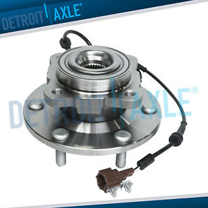 New Rear Wheel Hub And Bearing Assembly For 2004 2009 2010 Nissan Armada