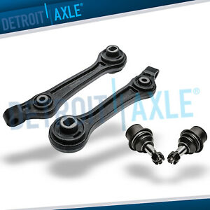Front Rearward Lower Control Arm Ball Joint For 2005 2010 Chrysler 300 Magnum