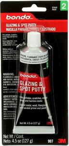 3m Bondo Glazing And Spot Putty 907 4 5 Fl Oz 1 Piece New Stock Free Shipping