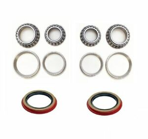 Front Wheel Bearing 2 Inner 2 Outer With Seal Set For 95 11 Ford Ranger 2wd
