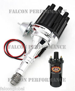 Pertronix Ignitor Ii 2 Billet Flame Thrower Distributor Coil Buick 400 430 455