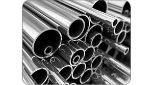 Alloy 304 Stainless Steel Round Tubing 2 X 060 X 90