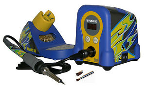 Hakko Fx888d 23by Digital Soldering Station Flame Decals T18 s3