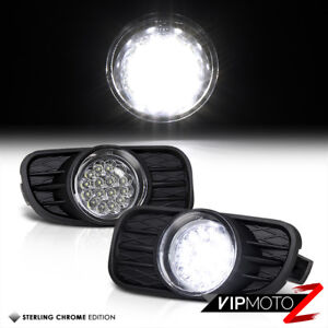 For 99 03 Jeep Grand Cherokee brightest Led Driving Fog Light Bumper Lamp bulb