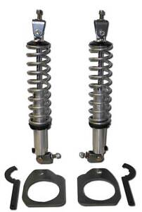 Rear Coil Over Kit Qa1 18 Way Single Adjustable Shocks 150 Springs