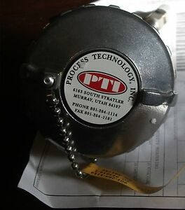 Pti Process Technology Inc Pressure Humidity Measuring