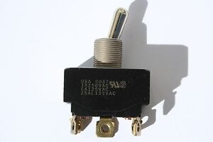 Eaton 7592k4 General Purpose Toggle Switch On none on Action Dpdt Contacts