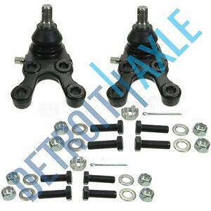 Mitsubishi Montero Sport Pair Of Front Lower Ball Joint Set